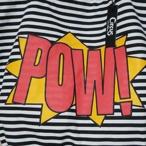 Sam Edelman Bags - Sam by Edelman Superhero POW! tote